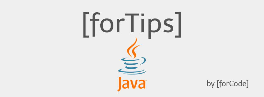 [forTips] Java